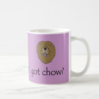 Bouffe obtenue ? mug