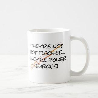 Bouffées de chaleur mug