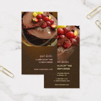 Boulangerie, cartes de visite de boulangers