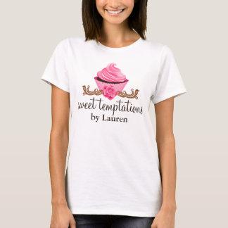 Boulangerie gastronome de petit gâteau t-shirt