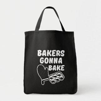 Boulangers allant faire le sac drôle