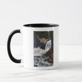 Boulder tombe en canyon de Boulder, vue du Mugs