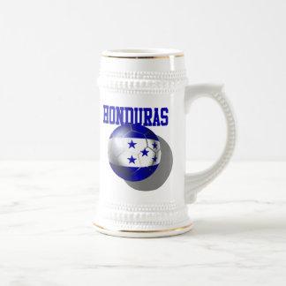 Boule 2014 de drapeau du Brésil Honduras du Chope À Bière
