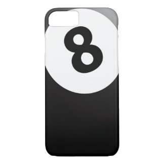 Boule 8 coque iPhone 7