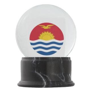 Boule À Neige Drapeau du Kiribati