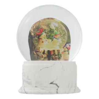 Boule À Neige Globe de bonhomme de neige, globe de bonhomme de