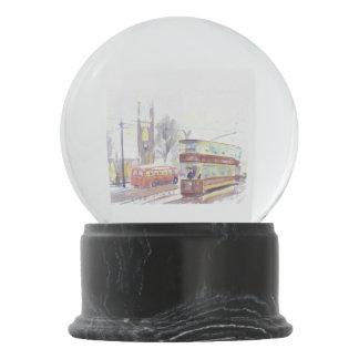 Boule À Neige Globe de neige de tram de classe de Newcastle H