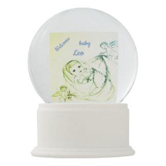 Boule À Neige Nouveau bébé