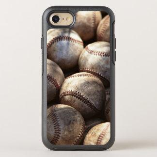 Boule de base-ball coque OtterBox symmetry iPhone 8/7