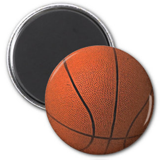 Boule de basket-ball aimant