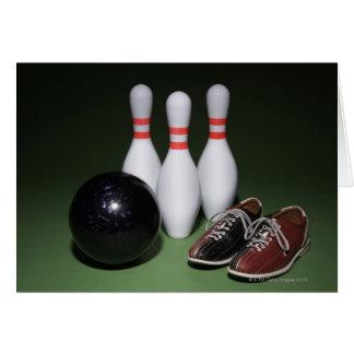 Boule de bowling cartes