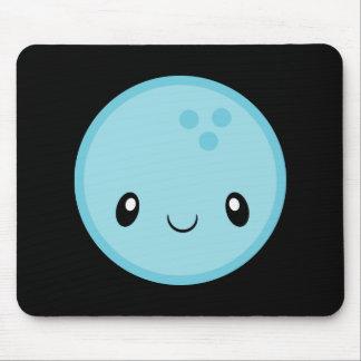 Boule de bowling Emoji Tapis De Souris