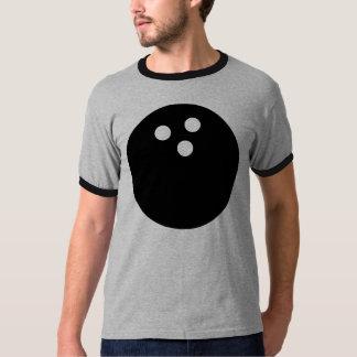 boule de bowling t-shirt