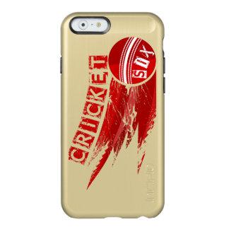 Boule de cricket Sixer Coque iPhone 6 Incipio Feather® Shine