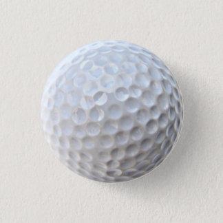 Boule de golf badge