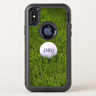 Boule de golf de série de défenseur d'Otterbox