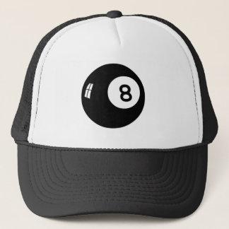 Boule de la magie 8 casquette