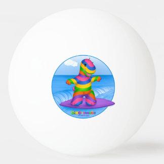 Boule de ping-pong de Dino-Buddies™ - BO surfant Balle De Ping Pong