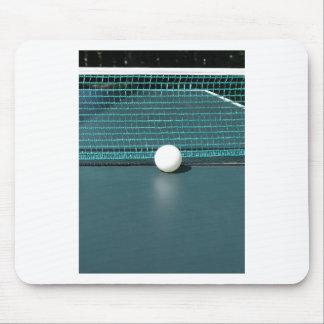 Boule de ping-pong tapis de souris