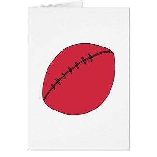 Boule de rugby cartes