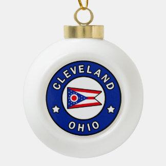 Boule En Céramique Cleveland Ohio