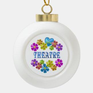 Boule En Céramique J'aime le théâtre