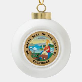 Boule En Céramique Joint d'état de la Californie -