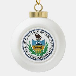 Boule En Céramique Joint d'état de la Pennsylvanie -