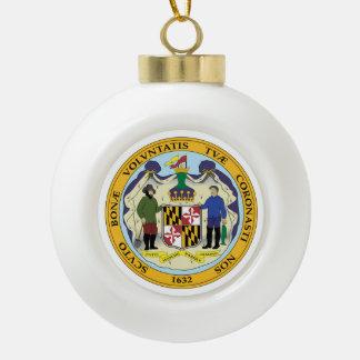 Boule En Céramique Joint d'état du Maryland -