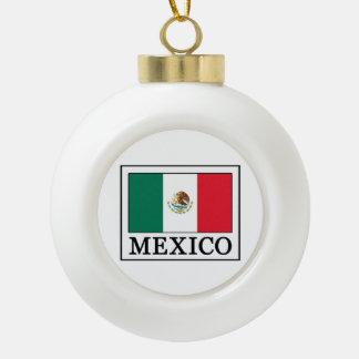 Boule En Céramique Le Mexique