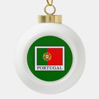 Boule En Céramique Le Portugal