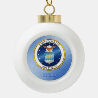 Boule En Céramique L'U.S. Air Force retiré