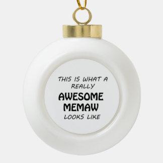 Boule En Céramique Memaw impressionnant