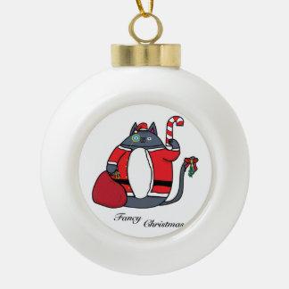 Boule En Céramique Noël de fantaisie