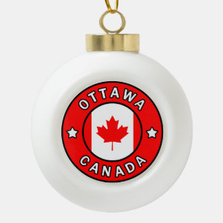 Boule En Céramique Ottawa Canada