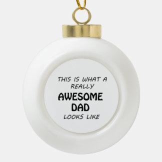 Boule En Céramique Papa impressionnant