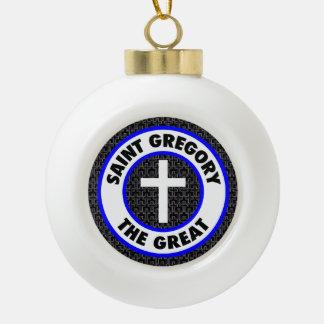 Boule En Céramique Saint Gregory le grand