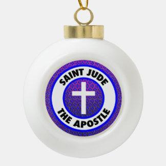 Boule En Céramique Saint Judas l'apôtre