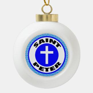 Boule En Céramique St Peter