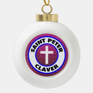 Boule En Céramique St Peter Claver