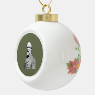 Boule En Céramique Vert du Général Robert E. Lee USA Army