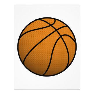 Boule fraîche des sports B de basket-ball et de co Prospectus 21,6 Cm X 24,94 Cm