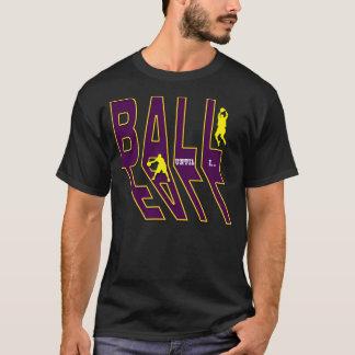 Boule jusqu'à ce que je tombe LA T-shirt