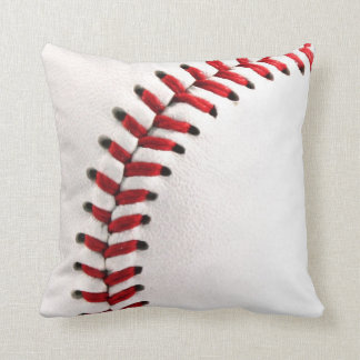 Boule originale de base-ball coussin