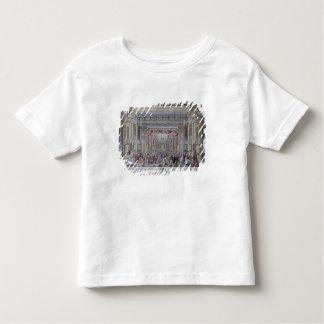Boule suivant le couronnement de Leopold T-shirt Pour Les Tous Petits