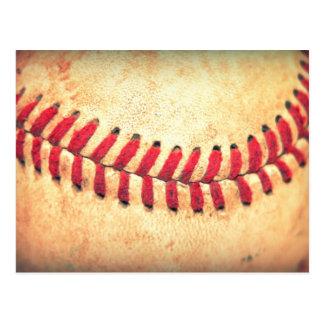 Boule vintage de base-ball