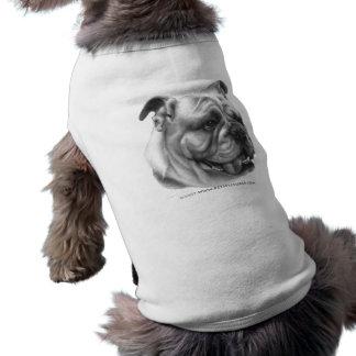 Bouledogue anglais manteaux pour animaux domestiques