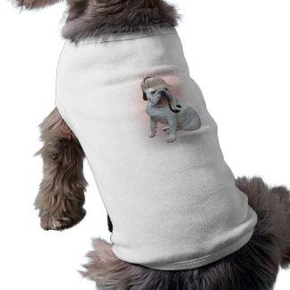 Bouledogue anglais vêtement pour animal domestique