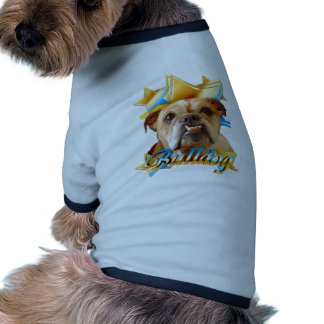 Bouledogue anglais manteau pour animal domestique