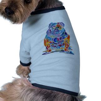 Bouledogue anglais vêtements pour animaux domestiques
